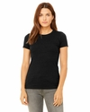 Bella Women's T-Shirt: 100% Cotton Favorite (6004)
