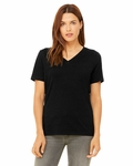 Bella Women's T-Shirt: 100% Cotton Missy Fit V-Neck (6405)