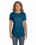 Bella Women's T-Shirt: 100% Cotton Short-Sleeve Jersey Crewneck (6000)