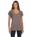 Bella Women's T-Shirt: 3.7 oz. Melody Flowy (B8801)