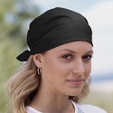 Big Accessories Bandana: 100% Cotton Solid (BA001)