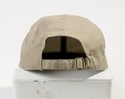Big Accessories Cap: 100% Cotton 6-Panel Unstructured with Sandwich Bill (BX001S)