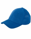 Big Accessories Cap: 6-Panel Structured Mesh Baseball (BX017)