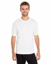 C2 Sport Men's T-Shirt: 100% Polyester Performance Short Sleeve (C5100)