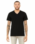 Canvas Men's T-Shirt: 100% Cotton Delancey V-Neck (3005)