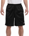Champion Men's Shorts: Long Mesh with Pockets (81622)