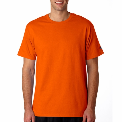 Champion Men's T-Shirt: 100% Cotton Tagless (T425)