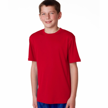 Champion Youth T-Shirt: 4 oz. Moisture Management (CW24)