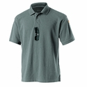 Mens Short Sleeve Allegiance Polo