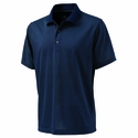 Mens MicroStripe Polo