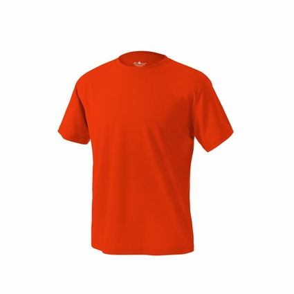 Mens Piqué Wicking Tee