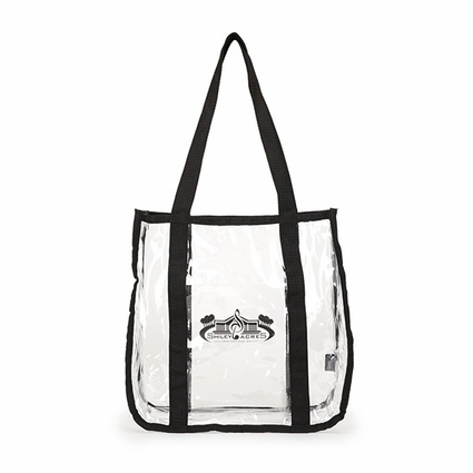 Clear Event Tote: (1120)