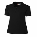 Clique Ladies Malmo Snag Proof Zip Polo LQK00056