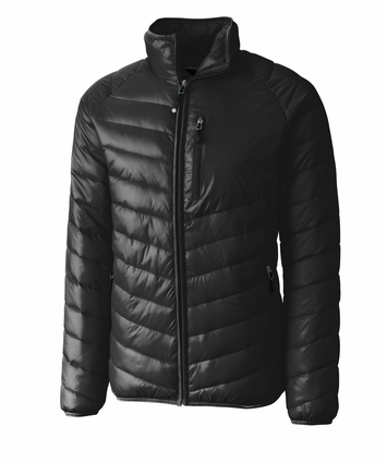 Clique Men's Jacket: 100% Nylon Ripstop Full Zip Long Sleeve (MQO00030)