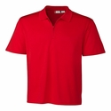 Clique Men's Malmo Snag Proof Zip Polo MQK00065
