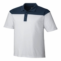 Clique Men's Parma Colorblock Polo MQK00050