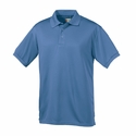 Clique Men's Polo Shirt: 100% Polyester  Short Sleeve (MQK00010)