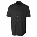 Clique Men's Twill Shirt: 55% cotton, 45% polyester  Short Sleeve (MQW00004)