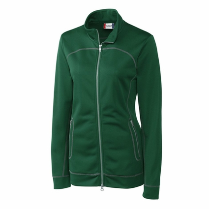 Clique Women's Jacket: 100% Polyester Full Zip Long Sleeve (LQK00030)
