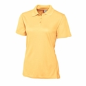 Clique Women's Polo Shirt: 100% Polyester  Short Sleeve (LQK00021)