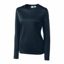 Clique Women's T-Shirt: 100% Polyester  Long Sleeve (LQK00028)