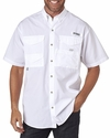 Men's Bonehead™  Short-Sleeve Shirt: (7130)