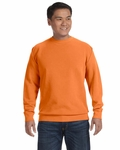 9.5 oz. Garment-Dyed Fleece Crew: (1566)