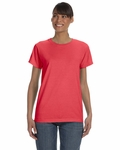 Ladies' 5.4 oz. Ringspun Garment-Dyed T-Shirt: (C3333)