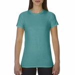 Ladies' 4.8 oz. Ringspun Garment-Dyed T-Shirt: (C4200)