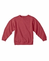 Youth 10 oz. Garment-Dyed Crew Sweatshirt: (C9755)