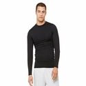for Team 365 Men's Compression Long-Sleeve T-Shirt: (M3003)