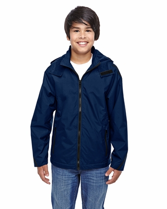 Conquest Jacket with Fleece Lining: (TT72Y)