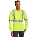 CornerStone Men's Safety Shirt: (CS401LS)