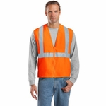 CornerStone Men's Safety Vest: ANSI Compliant (CSV400)