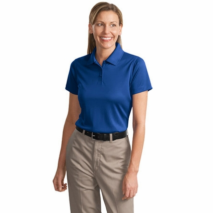 CornerStone Women's Polo Shirt: Select Snag-Proof (CS413)