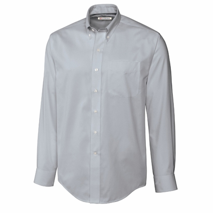 Cutter & Buck Big & Tall Men's Royal Oxford Shirt: Epic Easy Care (BCW09316)