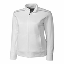 Cutter & Buck Ladies CB WeatherTec Ridge Full Zip  LCK02571
