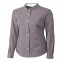 Cutter & Buck Ladies L/S Epic Easy Care Gingham LCW04150