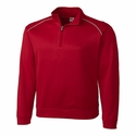 Cutter & Buck Men's CB WeatherTec Ridge Half Zip  MCK00974