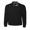 Cutter & Buck Men's Fulltime Pima Snap Placket Overknit MCK00851