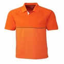Cutter & Buck Men's Junction Stripe Hybrid Polo MCK09165