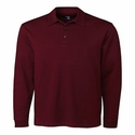 Cutter & Buck Men's L/S Pima Belfair Polo MCK00972
