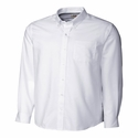 Cutter & Buck Men's L/S Tailored Fit Nailshead MCW09399