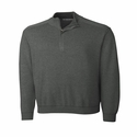 Cutter & Buck Mens Big & Tall Broadview Half Zip Sweater BCS01424