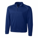 Cutter & Buck Mens Big & Tall CB WeatherTec Ridge Half Zip  BCK00974