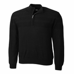 Cutter & Buck Mens Big & Tall Douglas Half Zip BCS01433