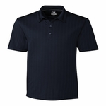 Cutter & Buck Mens Big & Tall Hamden Jacquard Polo BCK09255