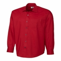 Cutter & Buck Mens Big & Tall L/S Epic Easy Care Spread Nailshead BCW02054