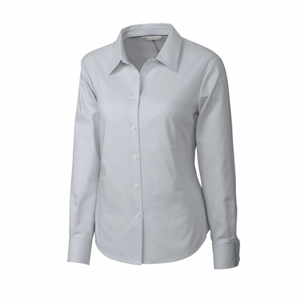 Cutter & Buck Women's Royal Oxford Shirt: Epic Easy Care (LCW08399)