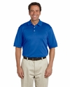 Devon & Jones Men's Polo Shirt: 100% Pima Cotton Solid Perfect Interlock (D140S)